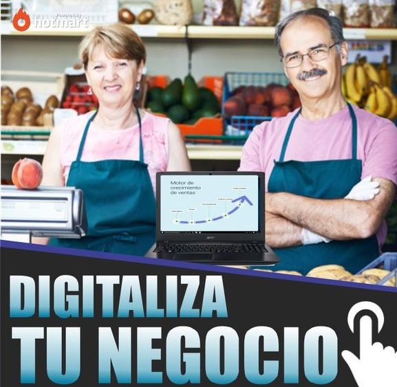 Digitaliza tu negocio desde cero